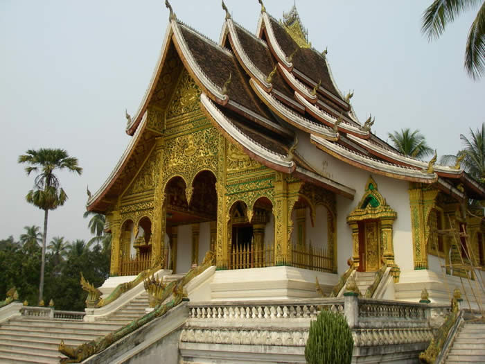 Reis - Laos - Royal Palaca